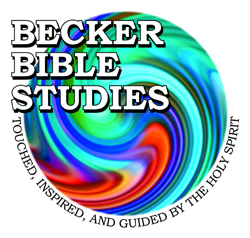Becker Bible Studies Logo